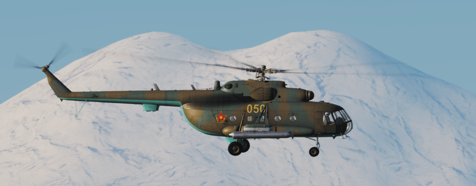 Mi-8 Kazakhstan Air Force (2 Pack) *updated 25/04/19*