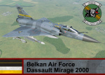 Belkan Air Force M-2000c- Ace Combat Zero (116 FS)