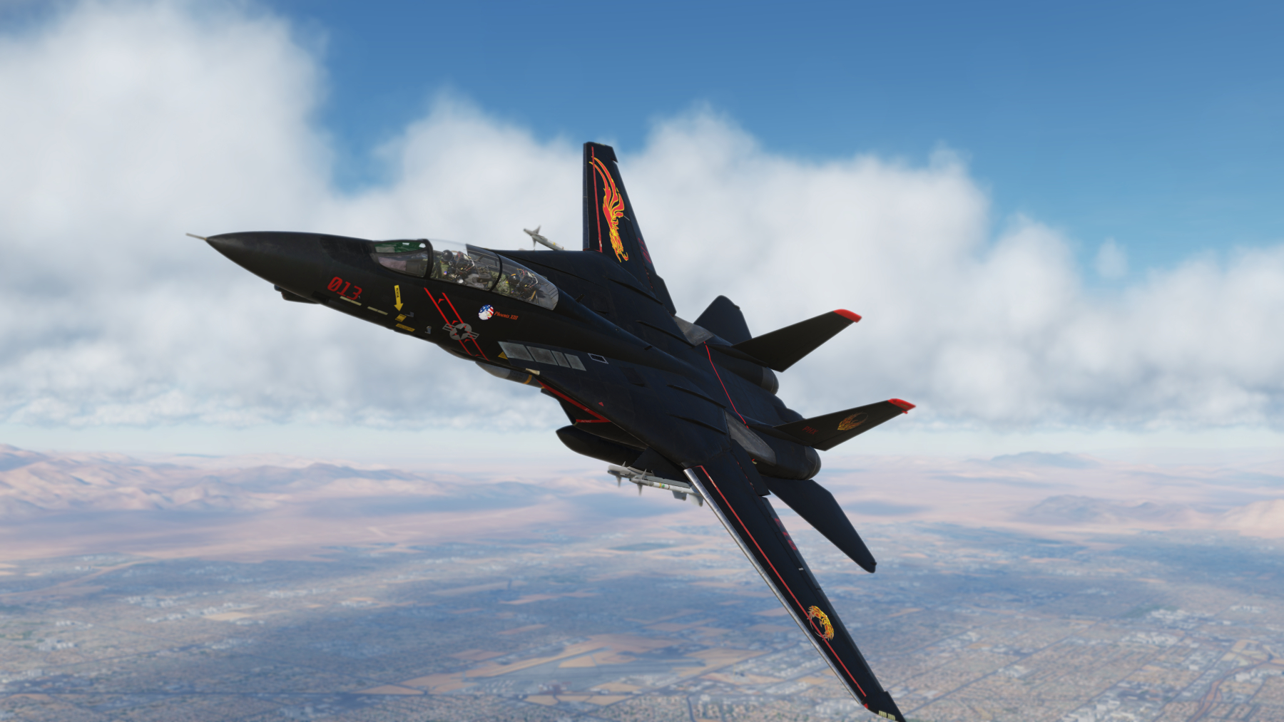 F-14B Phoenix XIII by Freedom Trooper