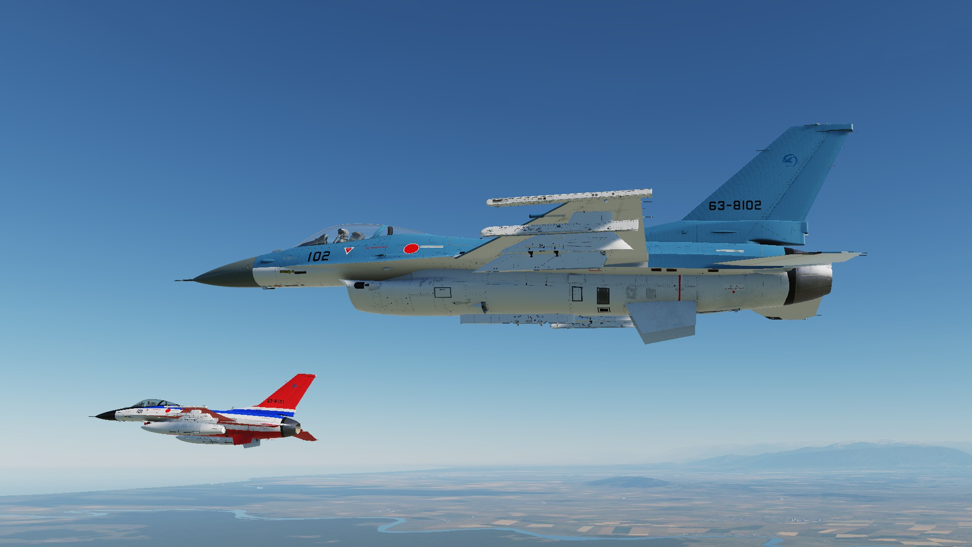 JASDF F-2B ADTW {Fictional}