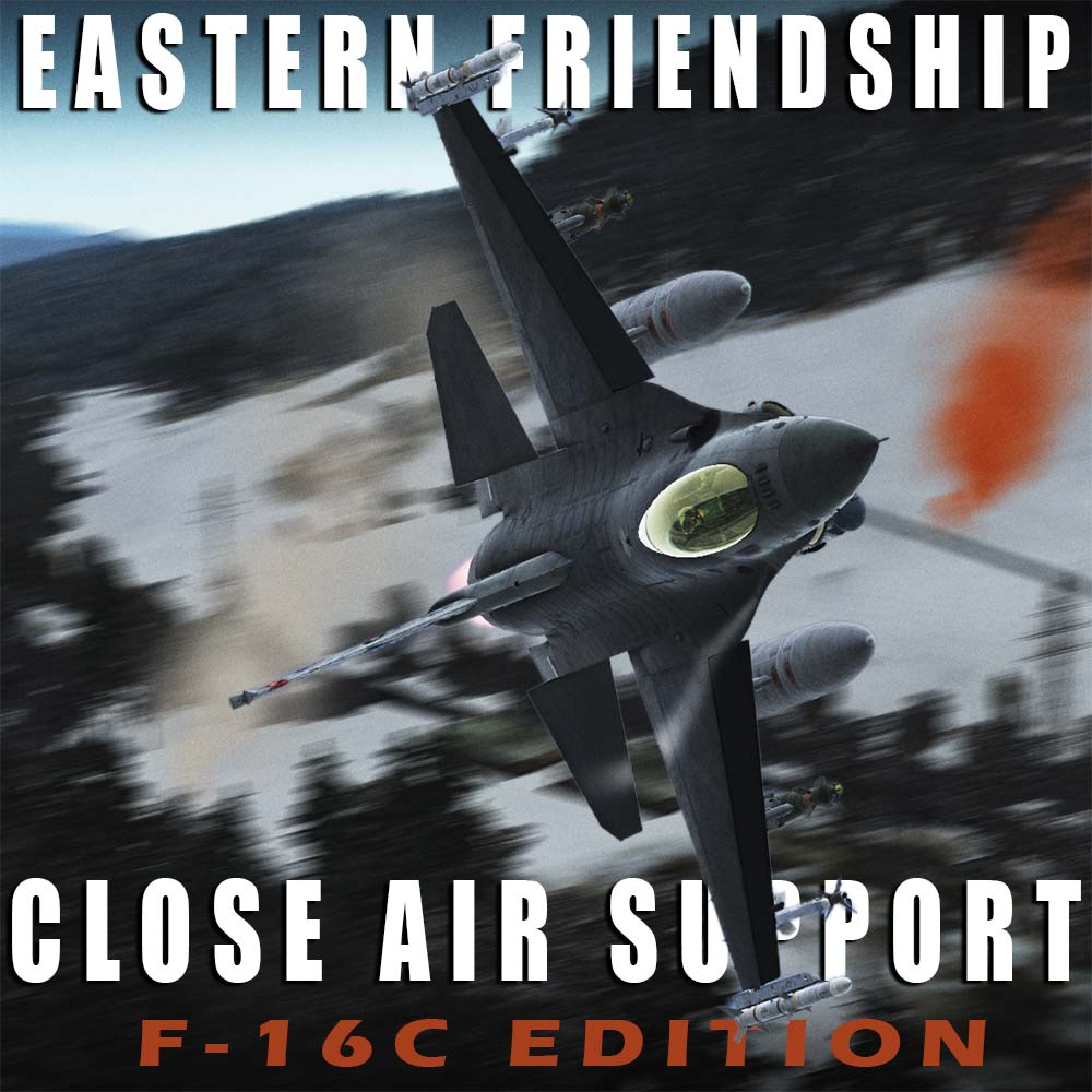 Eastern Friendship - An F-16C Single Player Mission by Sedlo (v1.4 updated February 22, 2020)