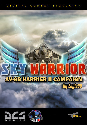 "DCS: AV-8B ""Sky Warrior""-Kampagne"
