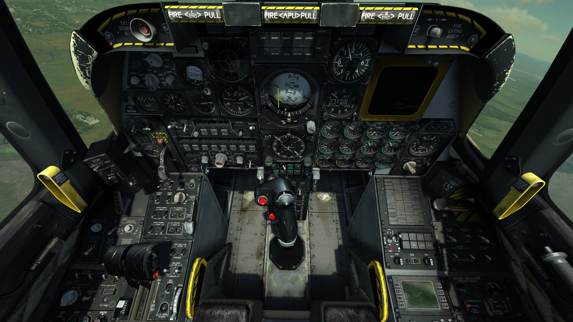 "DCS: A-10A - ""HORSE of WAR"" (by RICARDO) HD Worn Cockpit"