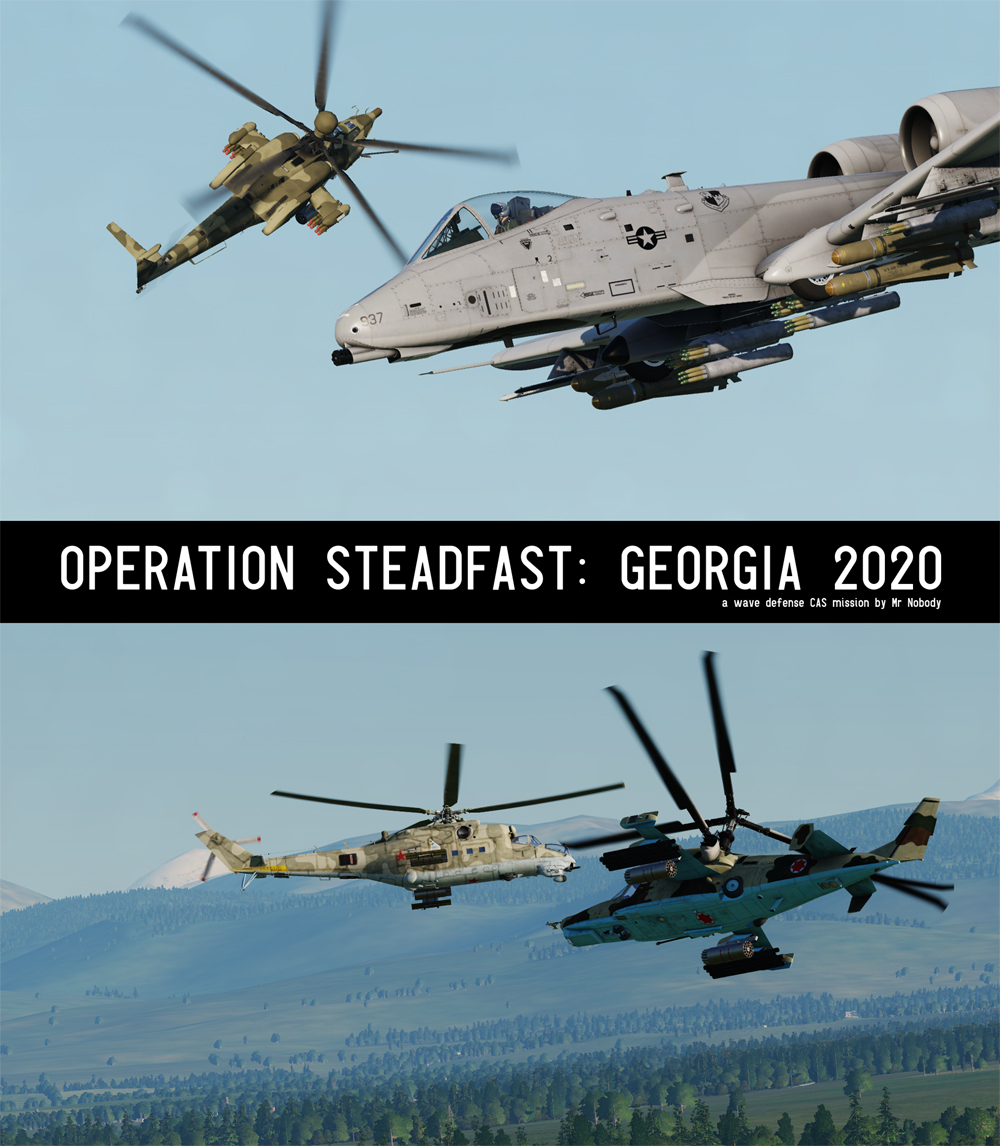 Operation Steadfast: Georgia 2020 v0.1