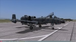 Fictional 311th FS Blue/Gray ATACS Camouflage Skin