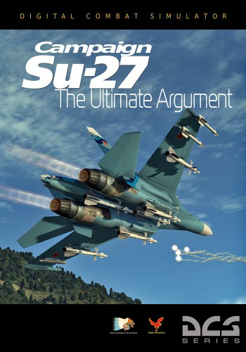 "Su-27 ""The Ultimate Argument""-Kampagne (englisch)"