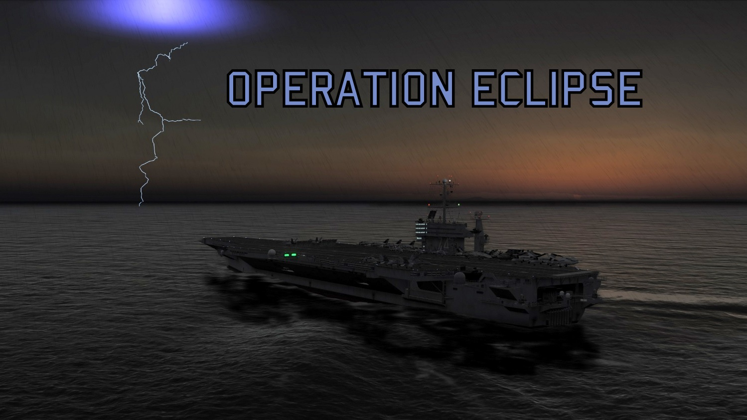 F/A-18C Operation Eclipse (Remastered)