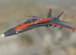 107th JAS (Fictional Virtual Fighter Squadron) Livery Pack