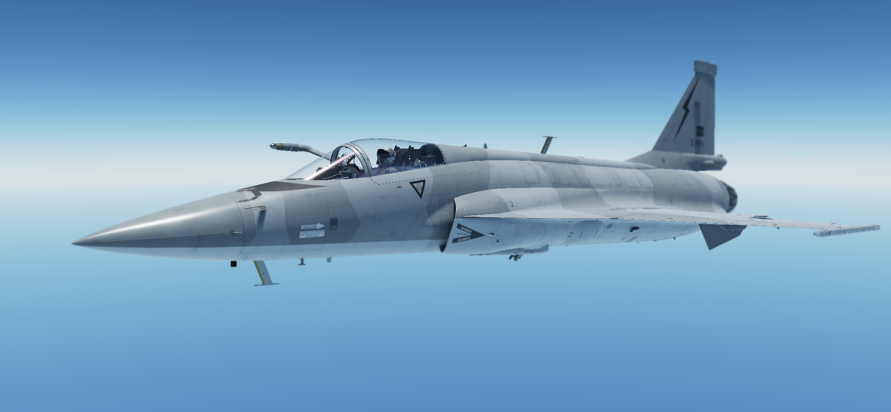 Lebanese JF-17 Thunder (Fictional)