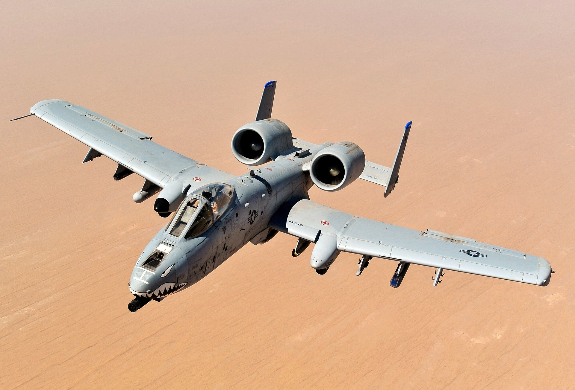 A10C Persian Gulf. Operation Foxhunt