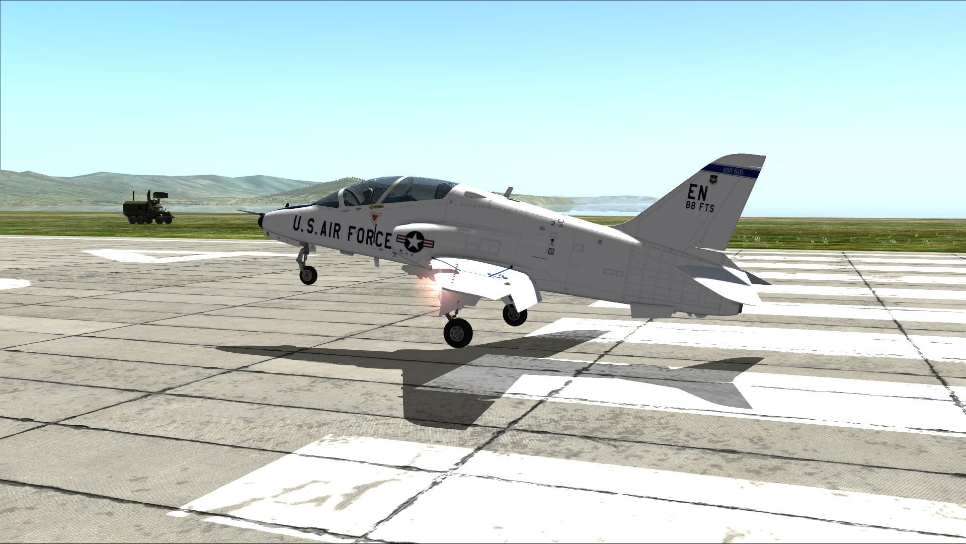 Hawk T 1A for DCS World