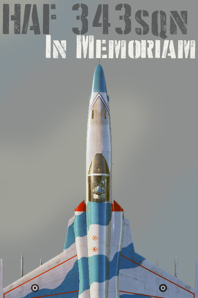HAF 113 Fighter Wing In Memoriam Liveries
