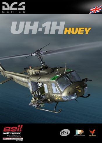 DCS: UH-1H Huey by Belsimtek