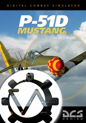 DCS P-51D Mustang Voice Attack Profile v1.1.0