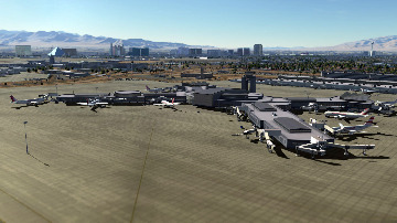 DCS: NEVADA Test and Training Range Map