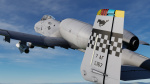 A-10C 25th Fighter Squadron Texture Pack v1.1 [Part 2]