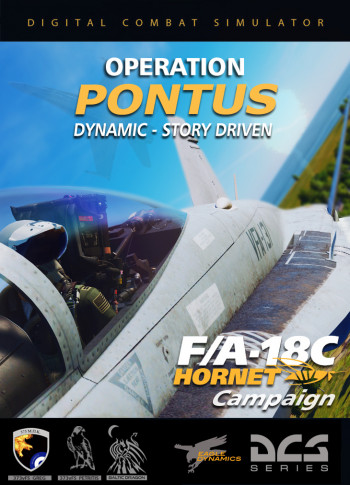 DCS: F/A-18C Operation Pontus Campaign