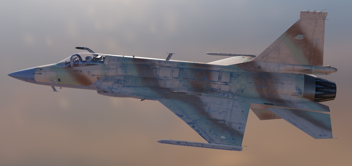 JF17 Syria Camo (Rough) 0.2