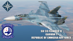 Ace Combat - Republic of Emmeria Air Force Garuda One SU-33
