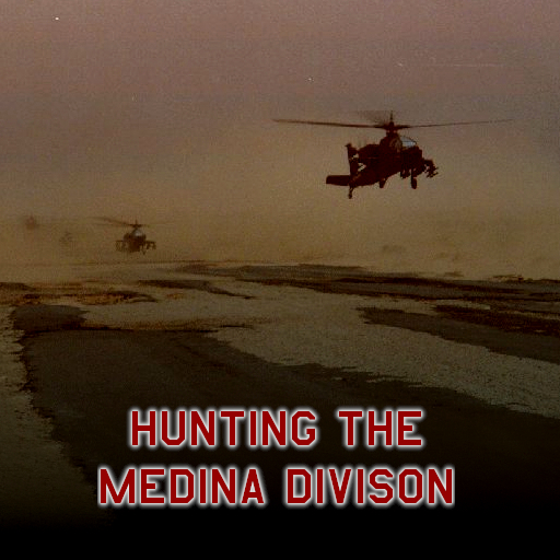 [MP COOP-4/SP] KA-50 - Hunting the Medina Division