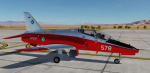 HAWK T.1A Osean Air Defense Force Skin from Ace Combat 5