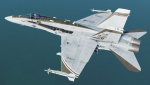 F/A-18C Lot 20 VF-33  ((( FICTIONAL SKIN )))
