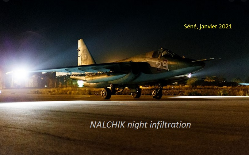 Nalchik night infiltration