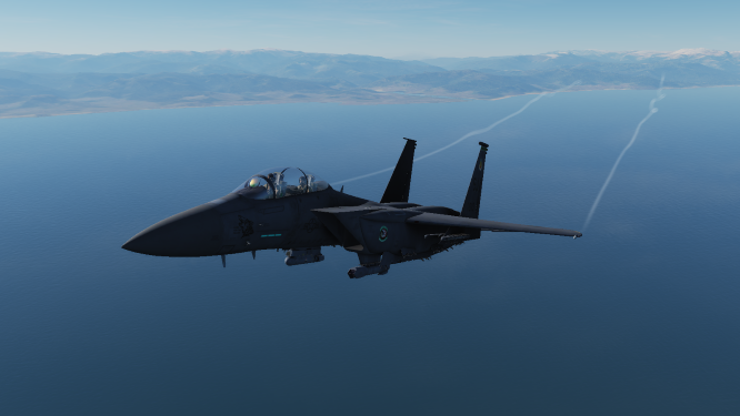 F-15E Flyable Icon Mod