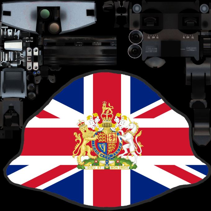 AV-8B Helmet United Kingdom