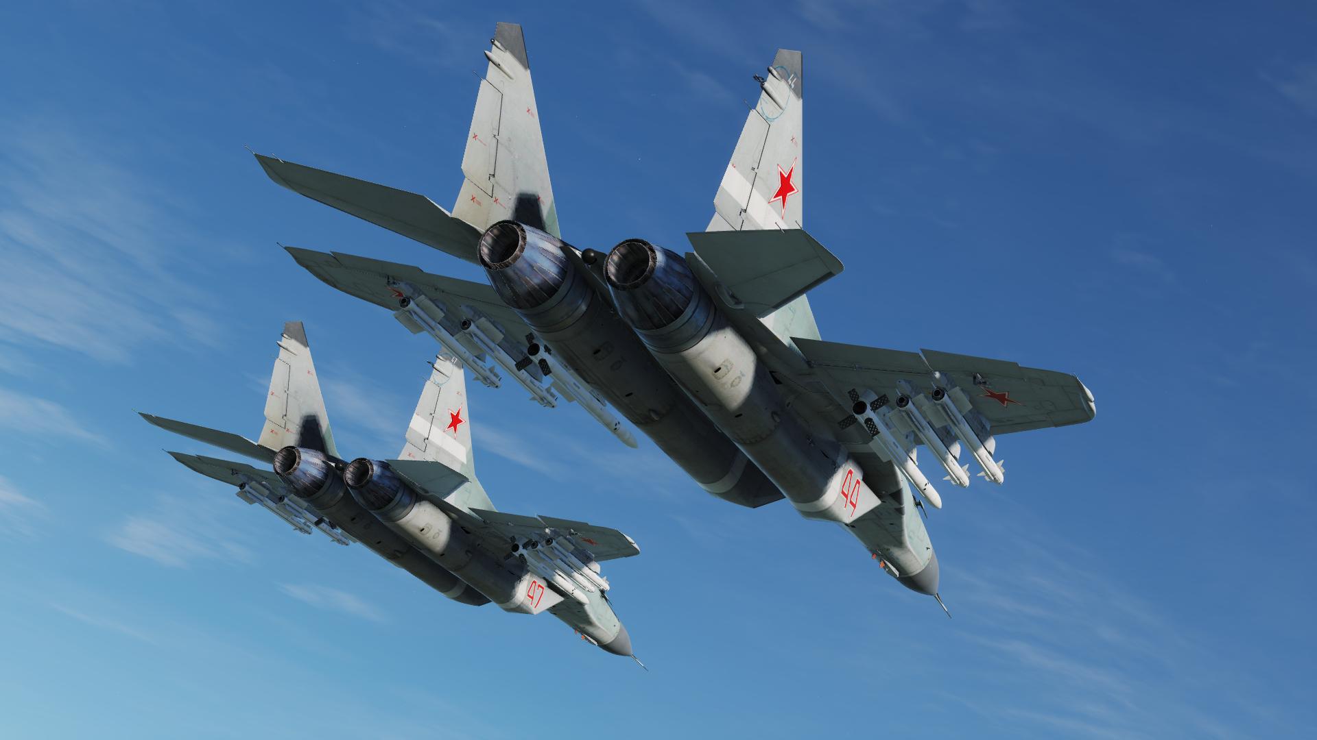Обои Миг-29а, многоцелевой, истребитель, fulcrum. Авиация