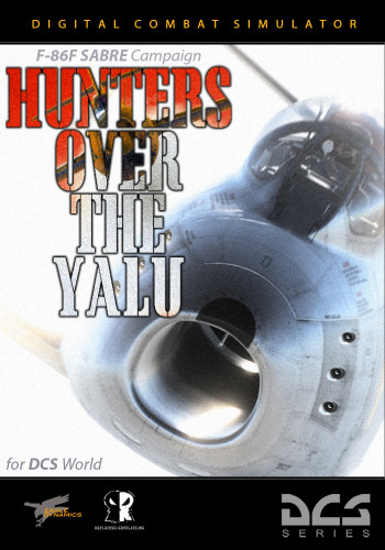 "F-86F: ""Hunters over the Yalu""-Kampagne"