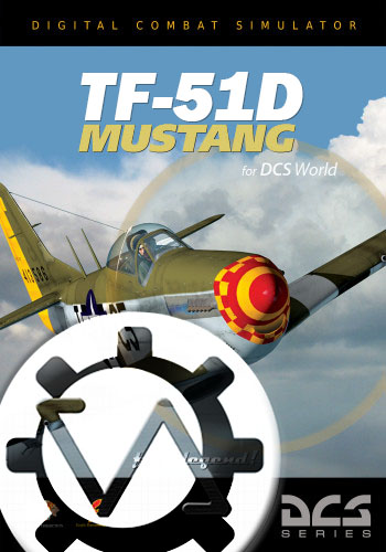 DCS TF-51 Mustang Voice Attack v1.0.0 by Bailey