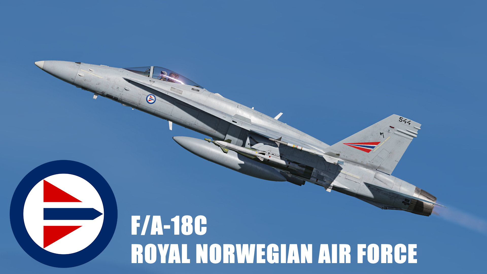 F/A-18C - Royal Norwegian Air Force (No. 331, 332 & 338 Squadron)