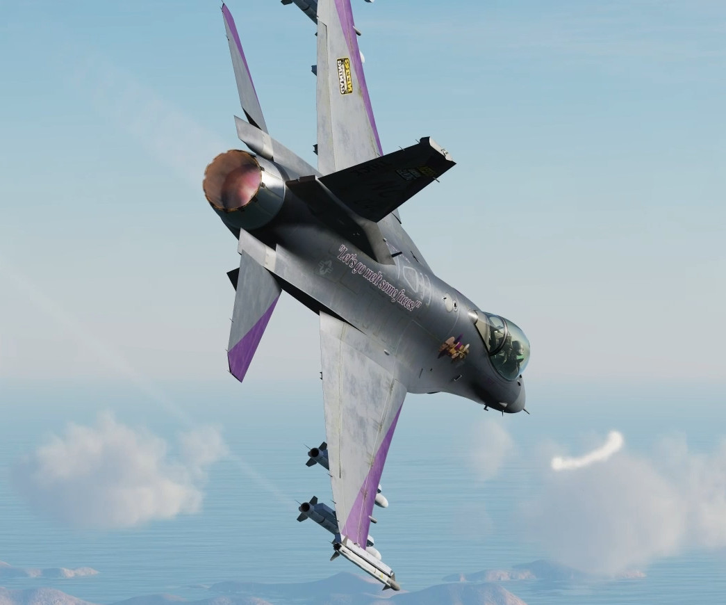 Neebs Gaming Thick F-16C