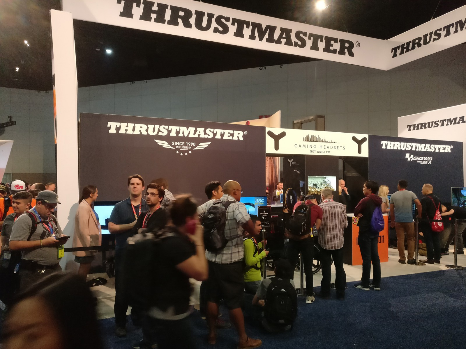 Trustmaster with ED