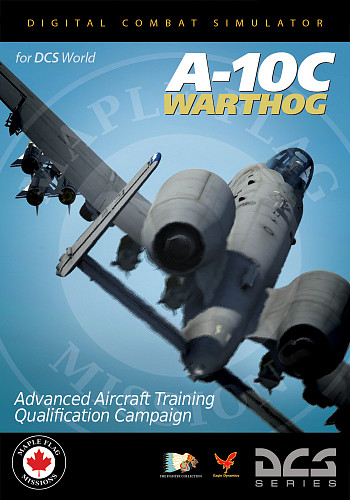 Кампания A-10C Advanced Aircraft Training Qualification доступна в магазине DCS!